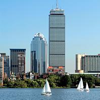 大波士顿地区华人社区